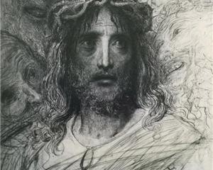 Jesus, av Gustave Doré.