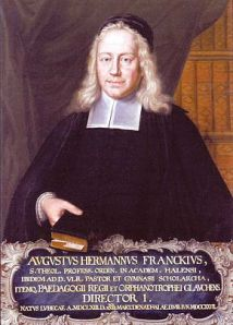 August Hermann Francke (1663-1727)
