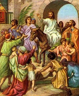 256px-Jesus_entering_jerusalem_on_a_donkey